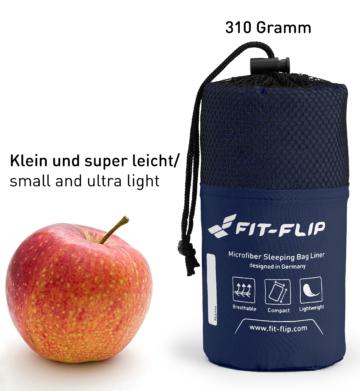 Fit-Flip Schlafsack