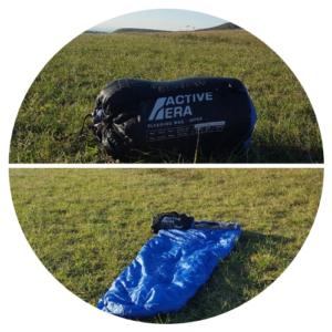 Active Era Professional 300 Mumien-Schlafsack Test Preisvergleich