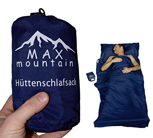 max mountain h ttenschlafsack mikrofaser test. Black Bedroom Furniture Sets. Home Design Ideas