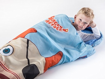 skandika sorgenfresser schlafsack f r kinder schlafsack. Black Bedroom Furniture Sets. Home Design Ideas