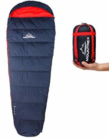 MOUNTREX® Schlafsack