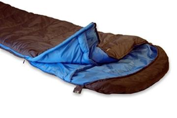 High Peak Mumien Schlafsack TR 300