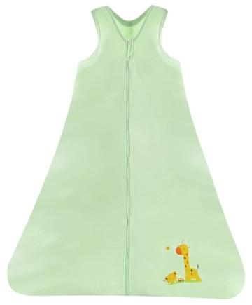 Chilsuessy Sommerschlafsack Baby Kleine Kinder ohne Ärmel Grün